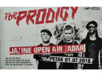 Jazine Open Air Zadar - The Prodigy 01.07.2016
